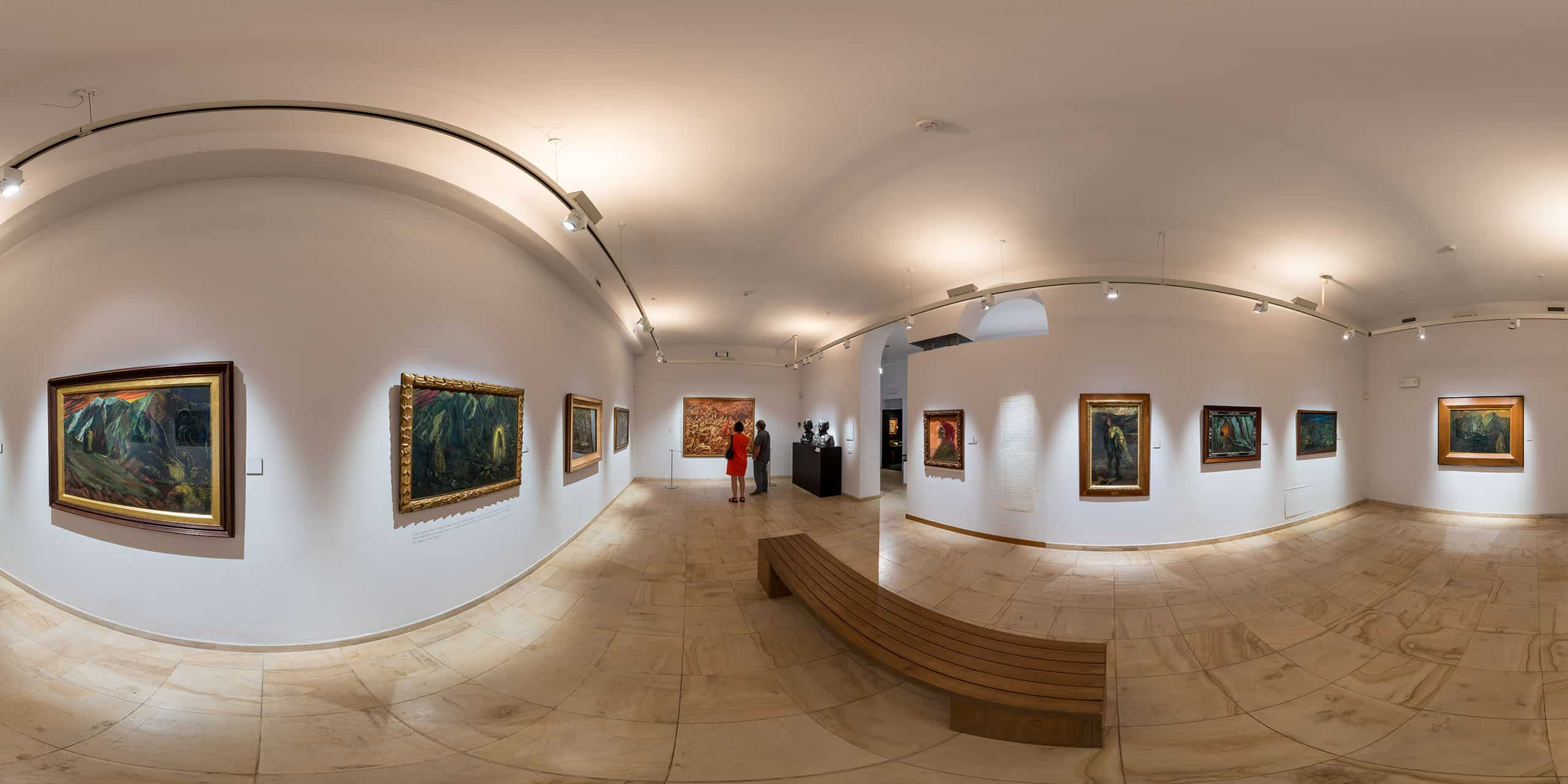 """Exposition Musée Félicien Rops : Henry de Groux (1866-1930) """"Maître de la démesure"""""""